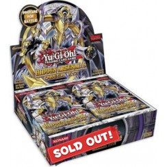 Yu-Gi-Oh Booster Box - Hidden Arsenal 6: Omega XYZ