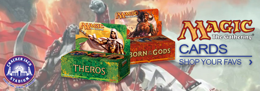 Magic: The Gathering® Gaming Cards, Boosters, Boxes - Shop Your Favourites at Crackerjack Stadium