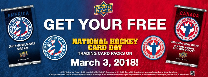 2018 National Hockey Card Day at Crackerjack Stadium