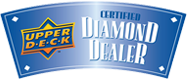 Upper Deck™ Certified Diamond Dealer